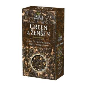 Green ženšen - Biocentrum Opál