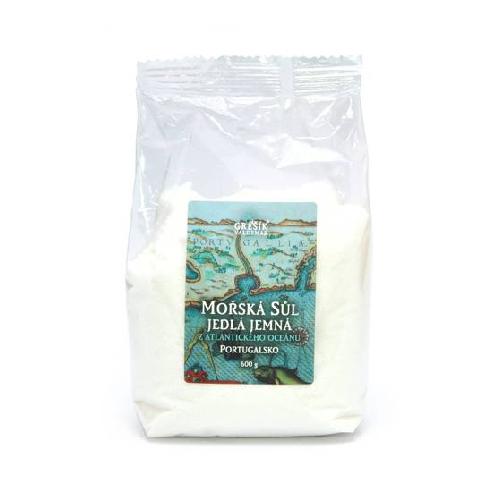 Mořská sůl- Biocentrum Opál