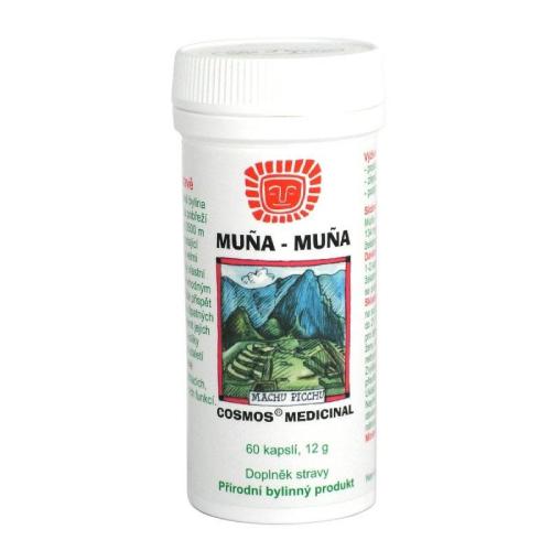Muňa muňa - Biocentrum Opál