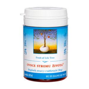 Ovoce stromu života- Biocentrum Opál