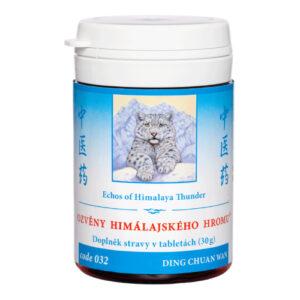 Ozvěny himalájského hromu- Biocentrum Opál