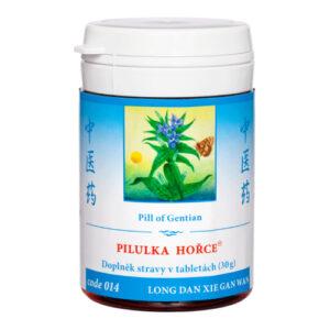 Pilulka hořce- Biocentrum Opál