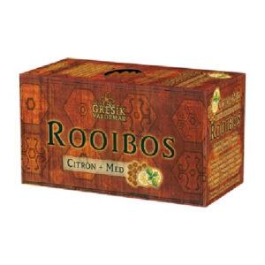 Rooibos citron med - Biocentrum Opál