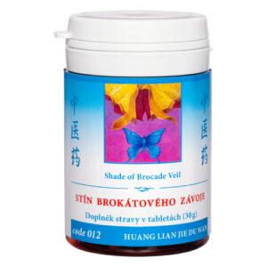 Stín brokátového závoje- Biocentrum Opál