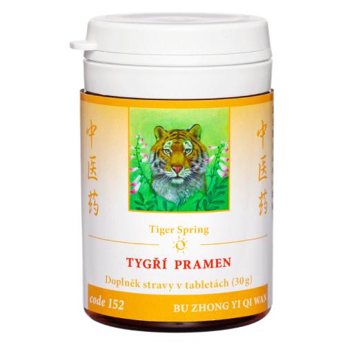 Tygří pramen- Biocentrum Opál
