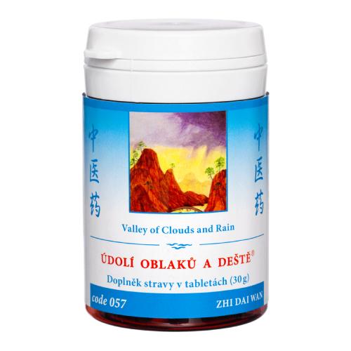 Údolí oblaků a deště- Biocentrum Opál