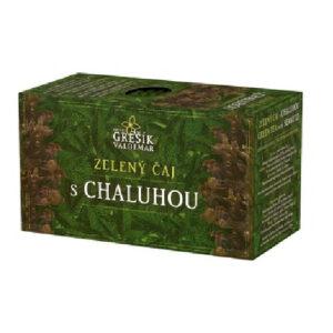 Zelený čaj s chaluhou- Biocentrum Opál