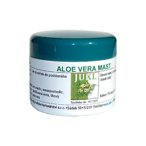 Aloe vera mast- Biocentrum Opál