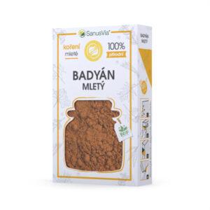 Badyán mletý- Biocentrum Opál