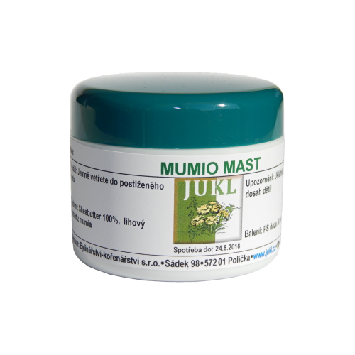 Mumio mast- Biocentrum Opál